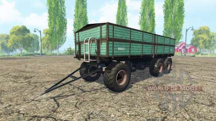 Mengele DR 75 for Farming Simulator 2015