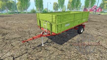 Krone Emsland multi v1.6.2 for Farming Simulator 2015