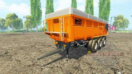 Dezeure DK33T for Farming Simulator 2015