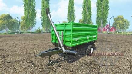 BRANTNER E 8041 overload v1.1 for Farming Simulator 2015