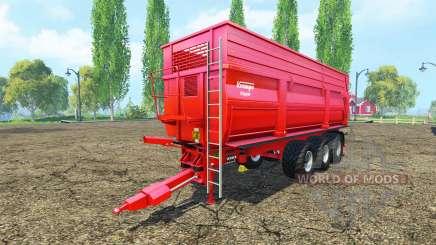 Krampe BBS 900 farbwahl v2.0 for Farming Simulator 2015
