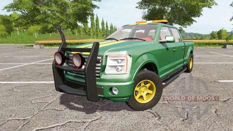 Lizard Pickup TT di camillo for Farming Simulator 2017