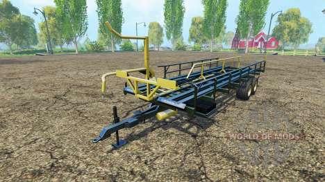 Ursus T-127 Plus v1.5 for Farming Simulator 2015