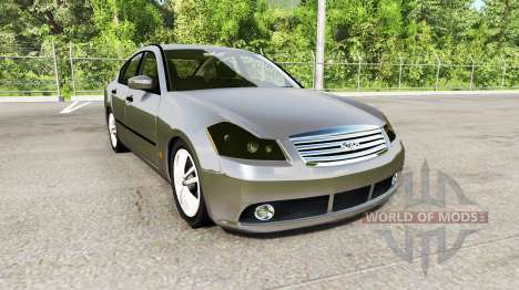 Infiniti M35 (Y50) 2005 for BeamNG Drive