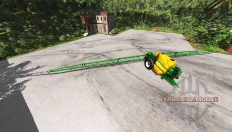 Amazone UX5200 v3.0 for BeamNG Drive