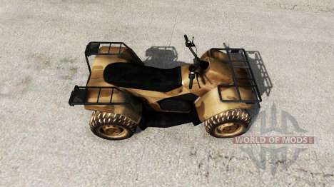 ATV for BeamNG Drive