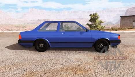 Volkswagen Fox 1989 v0.9 for BeamNG Drive