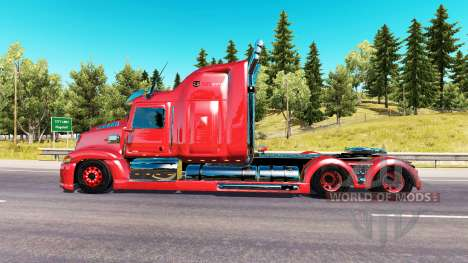 Wester Star 5700 Optimus Prime for American Truck Simulator