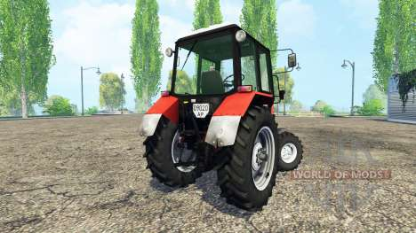 Belarus MTZ 892 v2.0 for Farming Simulator 2015