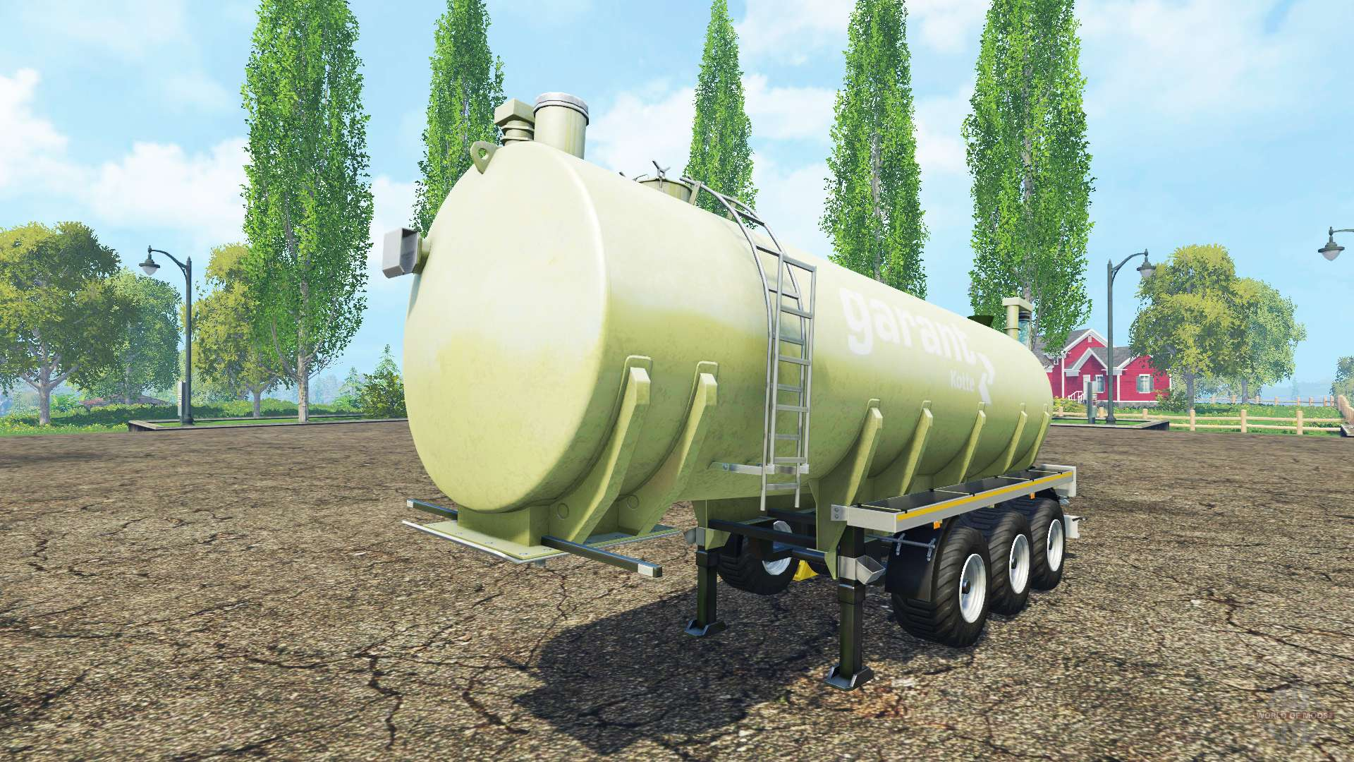 Kotte Garant TSA for Farming Simulator 2015
