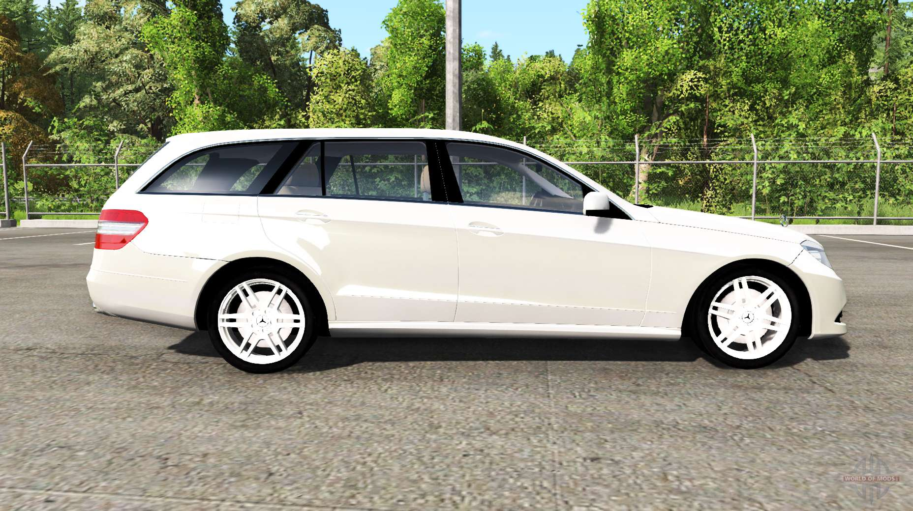 mercedes benz e250 cdi estate s212 for beamng drive. Black Bedroom Furniture Sets. Home Design Ideas