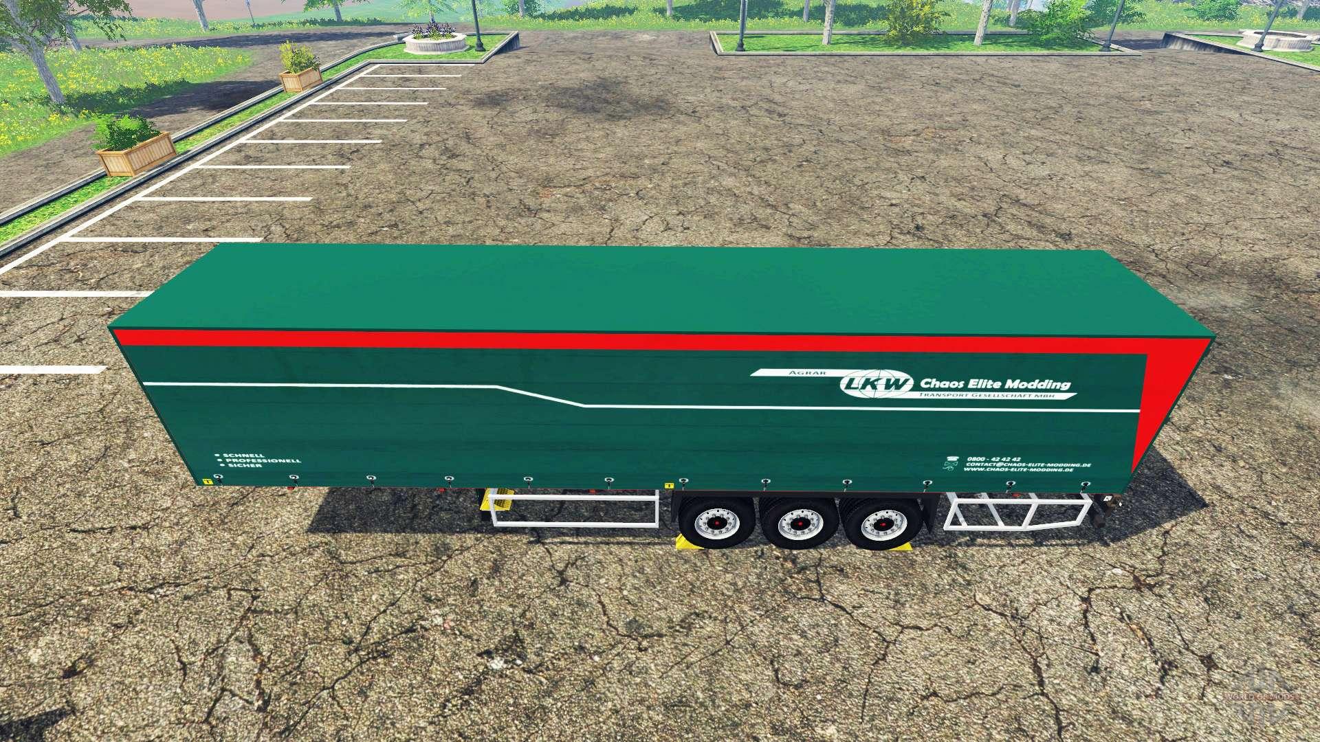 lkw transport simulator