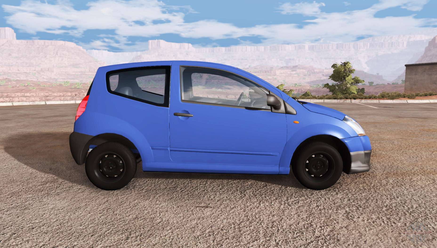 citroen c2 v0 1 2 for beamng drive. Black Bedroom Furniture Sets. Home Design Ideas