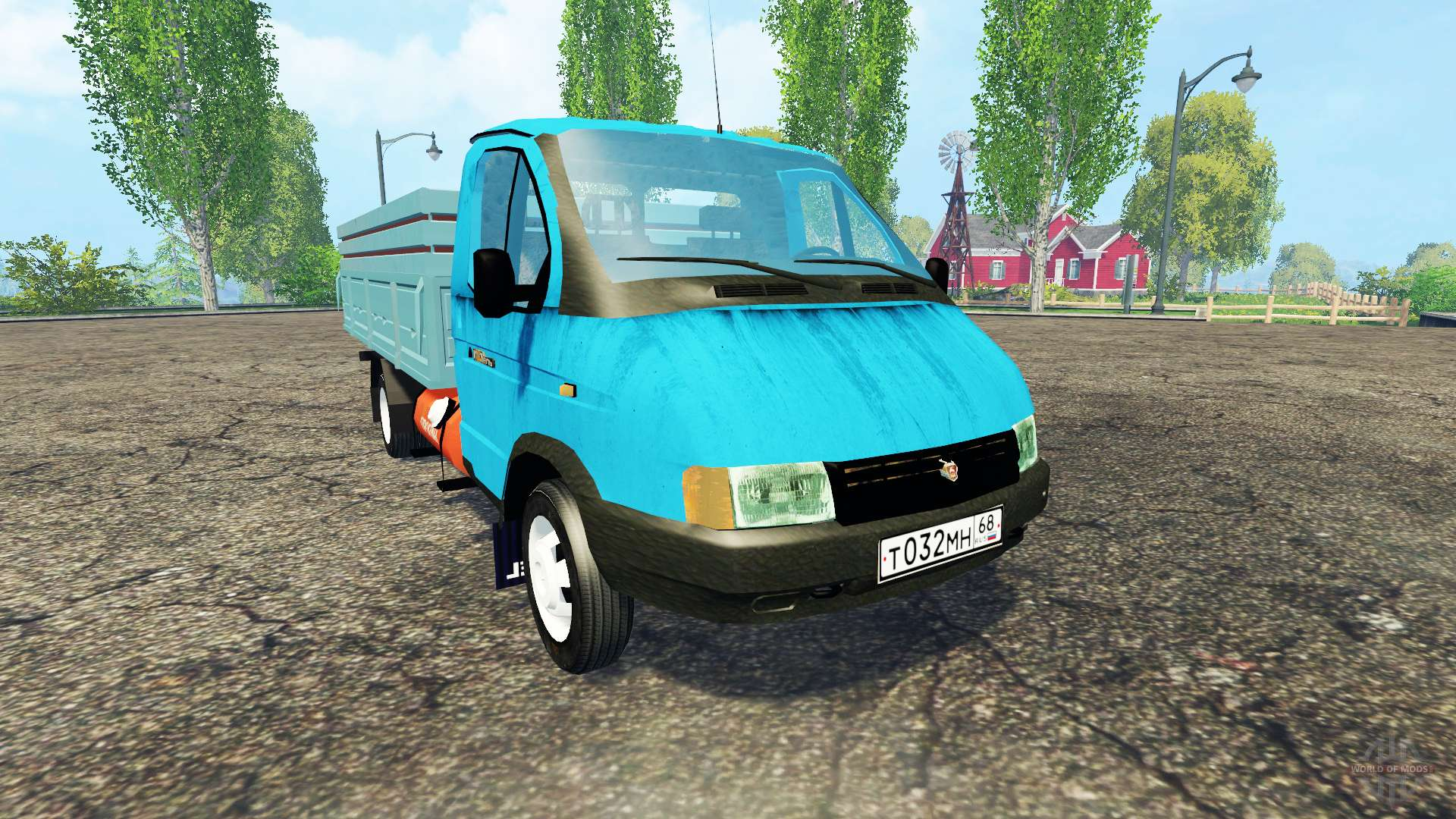 GAZ 3302 - technical specifications and machine overview 88