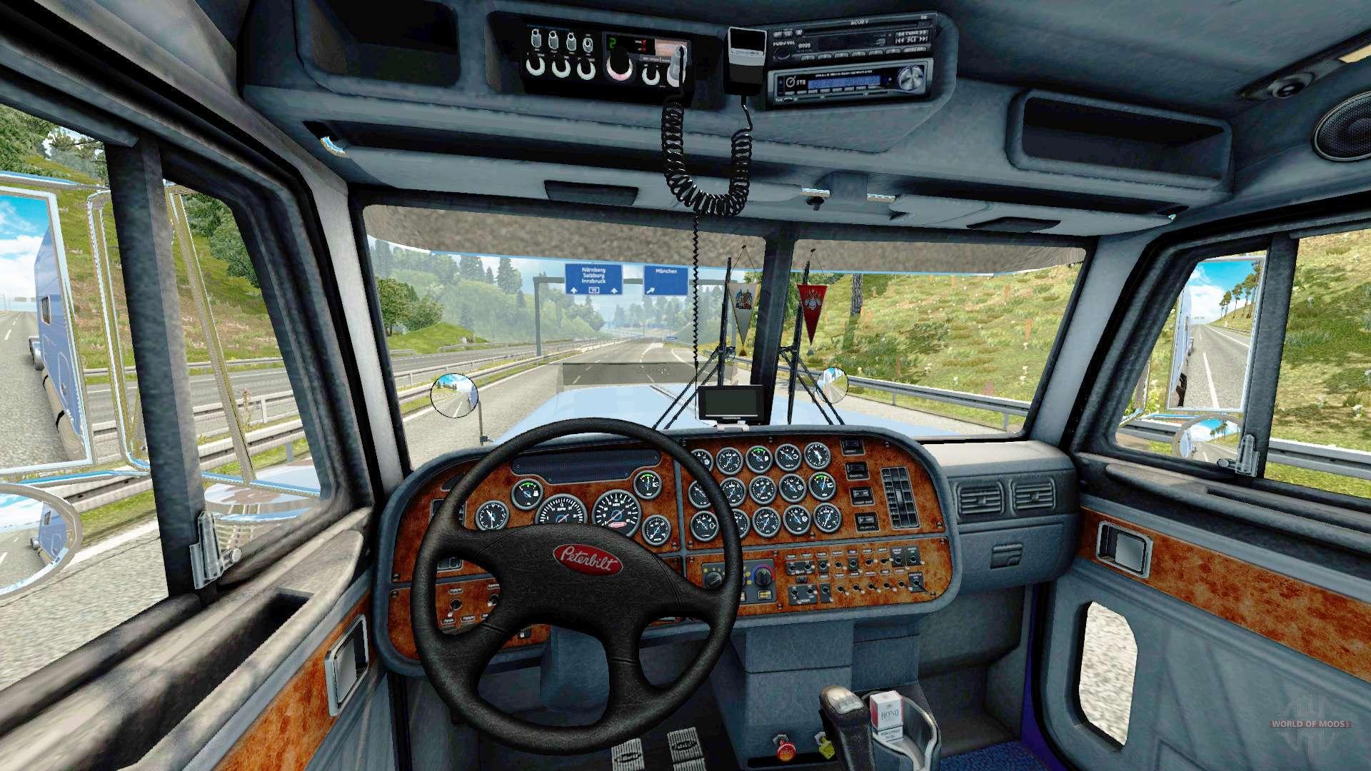Peterbilt 379 v4.0 for Euro Truck Simulator 2