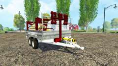 Service vehicle for Farming Simulator 2015