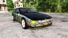 Ibishu 200BX nier for BeamNG Drive