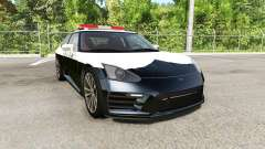 Hirochi SBR4 Japanese Police for BeamNG Drive