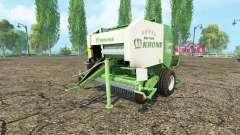 Krone VarioPack 1500 v1.1 for Farming Simulator 2015