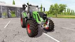 Fendt 826 Vario v1.0.0.1 for Farming Simulator 2017