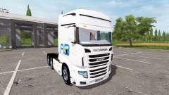 Scania R700 Evo AB Texel