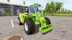 Merlo P41.7 Turbofarmer v1.1 for Farming Simulator 2017
