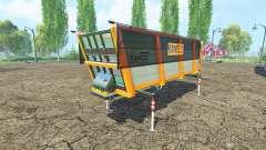 Kaweco PullBox 8000H for Farming Simulator 2015