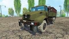 The KrAZ B18.1 v1.1