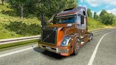 Volvo VNL 670 v5.0 for Euro Truck Simulator 2
