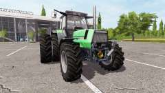 Deutz-Fahr AgroStar 6.61 v1.1 for Farming Simulator 2017