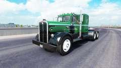 The skin on the Palmer Trucking LLC truck Kenwor