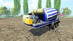 Concrete mixer for Farming Simulator 2015