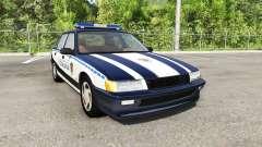 Ibishu Pessima Serbian Police for BeamNG Drive