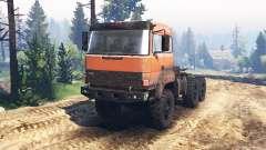 Ural 44202-3511-80 v1.1 for Spin Tires