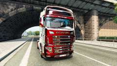 Scania R700 v3.0 for Euro Truck Simulator 2