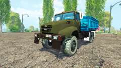 The KrAZ B18.1 agricultural nickname for Farming Simulator 2015