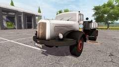 Mercedes-Benz 334K for Farming Simulator 2017