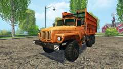 Ural 5557 agricultural nickname the