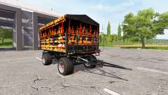 METALTECH DB 8 flame for Farming Simulator 2017