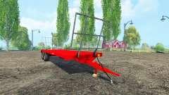 Remorques Chevance PF 90 v0.99 for Farming Simulator 2015