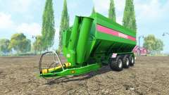 BERGMANN GTW 430 v2.0 for Farming Simulator 2015