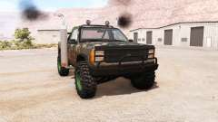 Gavril D-Series off-road v1.1 for BeamNG Drive
