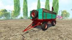 Auger wagons v1.31 for Farming Simulator 2015