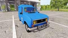 Renault 4 EDF for Farming Simulator 2017