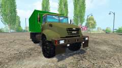 The KrAZ B18.1 for Farming Simulator 2015