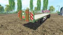 Kogel semitrailer for Farming Simulator 2015