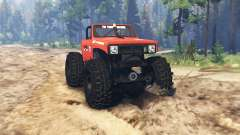 International Scout II TTC for Spin Tires