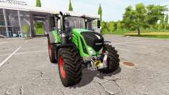 Fendt 936 Vario v2.0 for Farming Simulator 2017