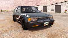 Ibishu Covet derby for BeamNG Drive