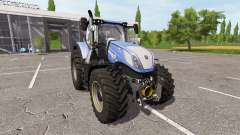 New Holland T7.290 v1.1 for Farming Simulator 2017